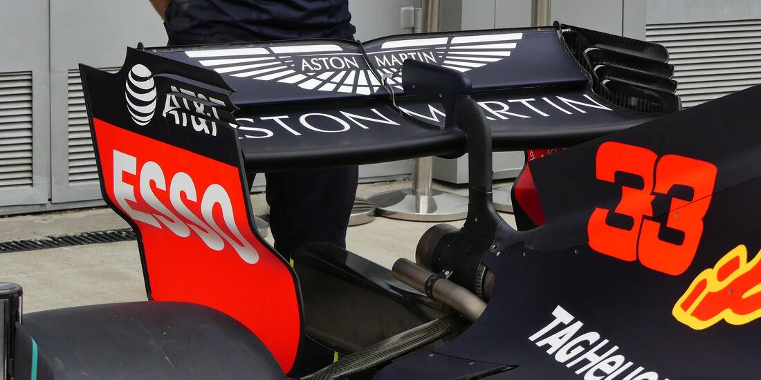 Red Bull - GP Russland - Sotschi - Formel 1 - Donnerstag - 27.9.2018