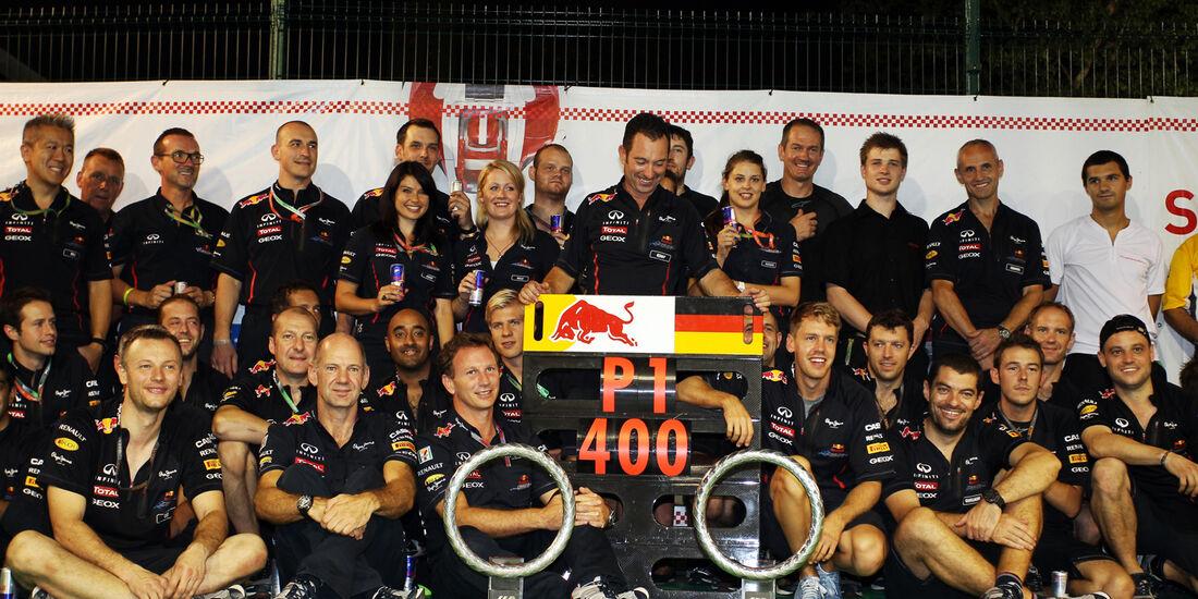 Red Bull - GP Singapur 2012