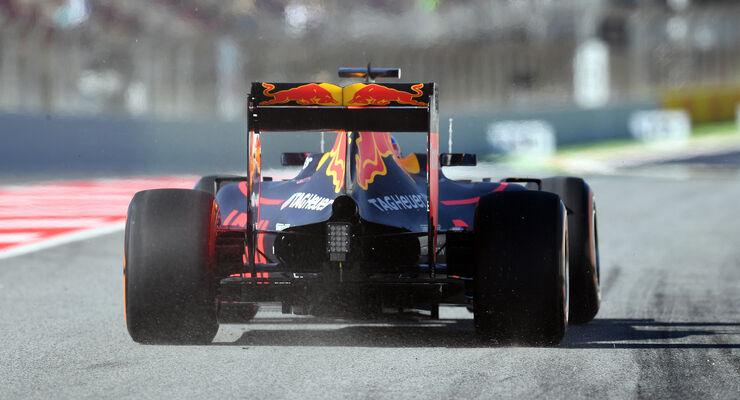 Red Bull - GP Spanien 2016 - Barcelona - F1 - Freitag - 13.5.2016