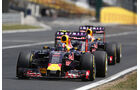 Red Bull - GP Ungarn 2015