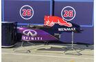 Red Bull - GP Ungarn - Budapest - Mittwoch - 22.7.2015