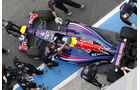 Red Bull - Jerez-Test 2014