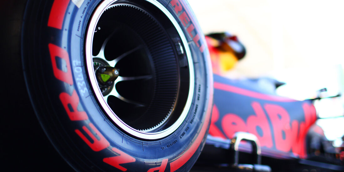 Red Bull - Pirelli - GP Aserbaidschan 2019