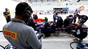 Red Bull Pirelli Reifen GP Bahrain 2013