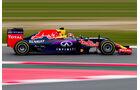 Red Bull RB11 - Filmtag - Barcelona - F1 2015