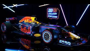 Red Bull RB13 - F1 2017 - Rennwagen