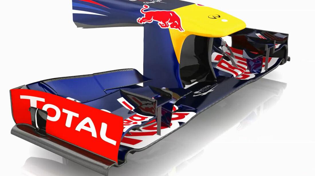 Red Bull RB8 Technik Piola Korea 2012