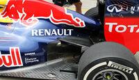 Red Bull RB8 Vettel Auspuff GP China 2012