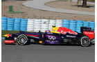 Red Bull RB9 Test Jerez 2013