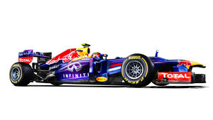 Red Bull RB9 Webber