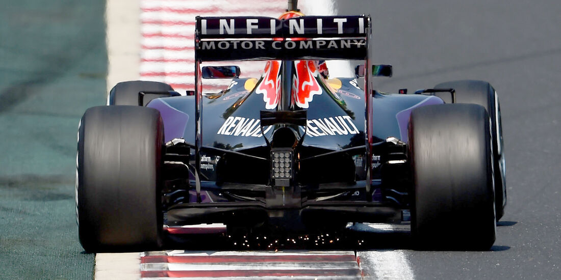 Red Bull - Renault - GP Ungarn 2015