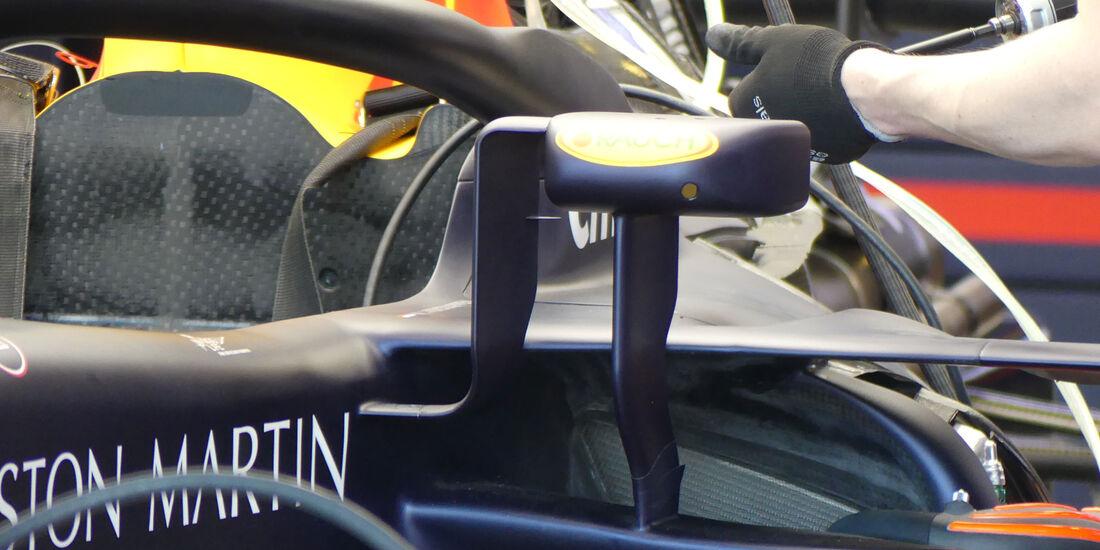 Red Bull - Technik-Details - GP Australien 2018 - Melbourne