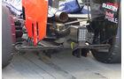 Red Bull - Technik - Unterboden-Schlitze - Formel 1 - 2015