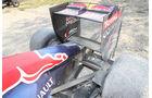 Red Bull Webber Crash GP Italien Monza 2011