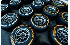 Reifen - Formel 1 - GP USA - 16. November 2013