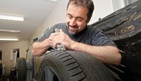 Reifenprofile, Reifenschnitzer