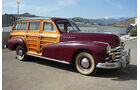Reims 1948 Pontiac Streamliner 'Woodie' Station Wagon