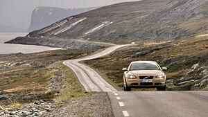 Reise Nordkap Volvo C70