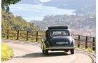 Reise mit Klassiker, Mercedes Pagode