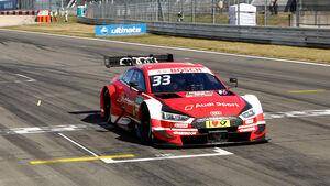 René Rast - DTM - Nürburgring 2018