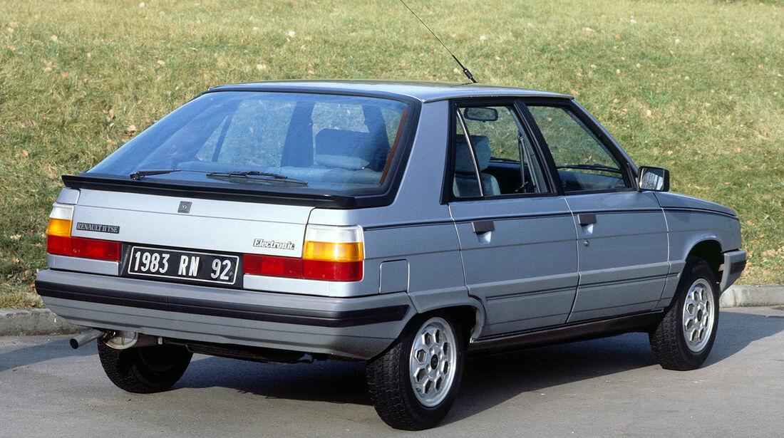 Renault 11 Fließheck