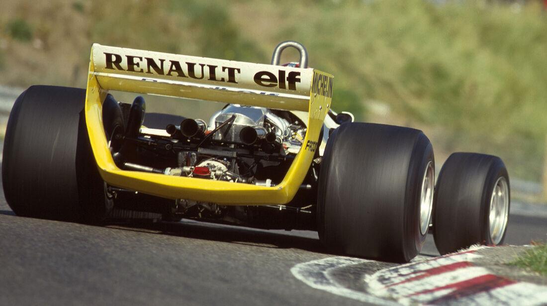 Renault - 1979 - GP Holland - Zandvoort - F1