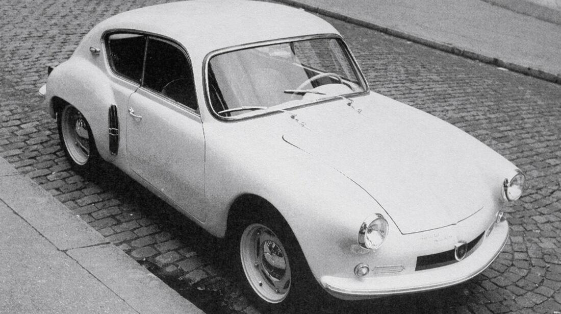 Renault Alpine A 106
