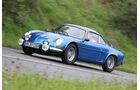 Renault Alpine A110, Frontansicht