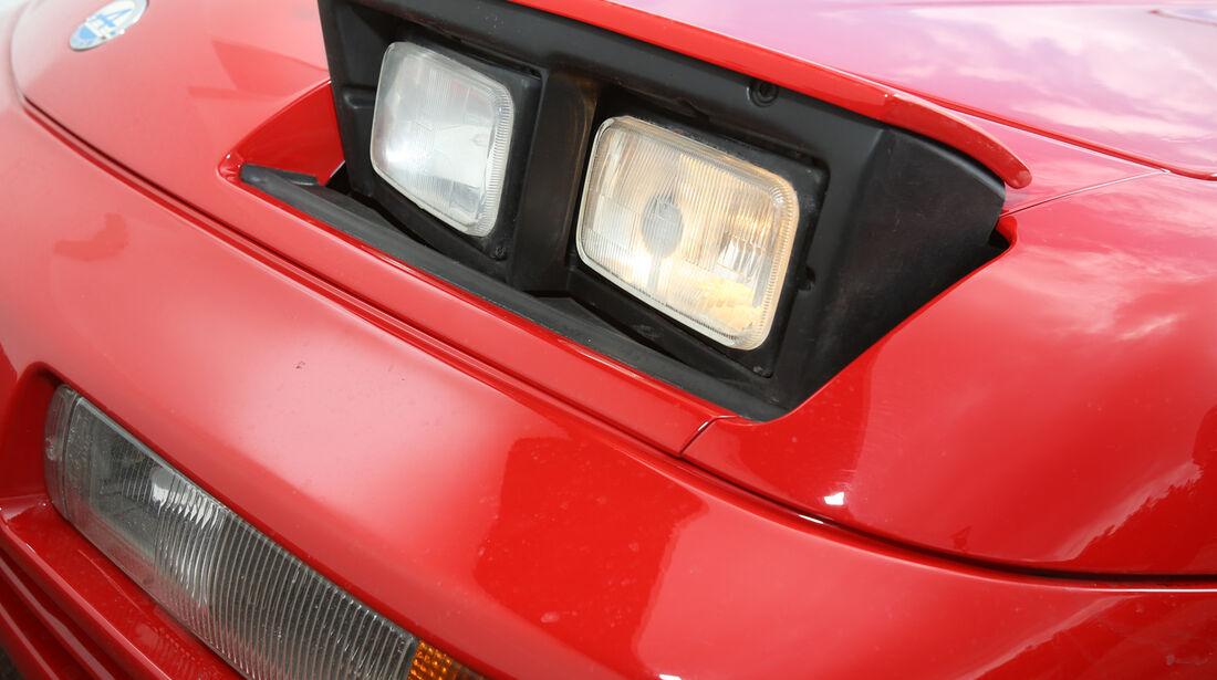 Renault Alpine A610 TURBO, Frontscheinwerfer