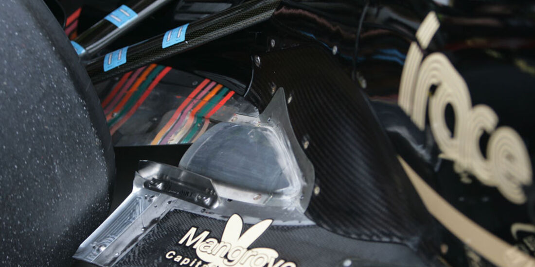 Renault Auspuff Nürburgring 2011