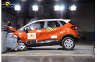 Renault Captur EuroNCAP-Crashtest