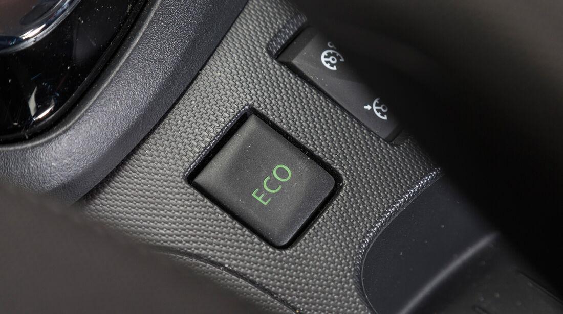 Renault Captur TCe 120, Eco-Taste