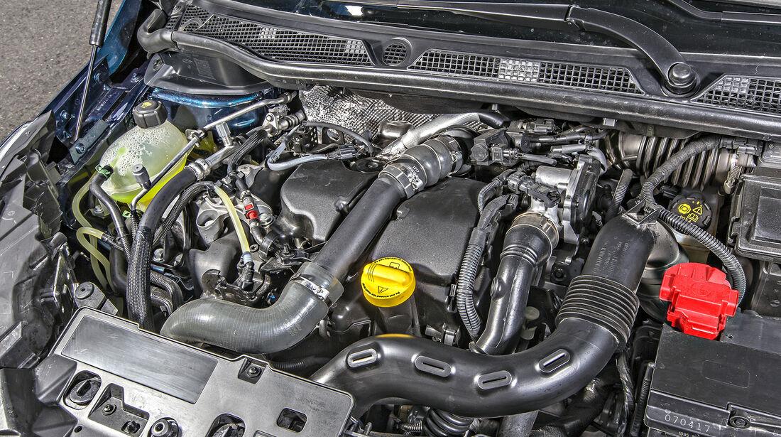 Renault Captur dCi 110 Intens, Motor