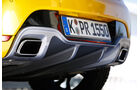 Renault Clio R.S, Auspuff, Endrohr