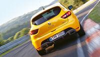 Renault Clio R.S, Heckansicht