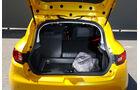 Renault Clio RS, Kofferraum