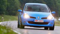 Renault Clio Sport, Frontansicht