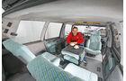 Renault Espace 2000 TSE, Sitze