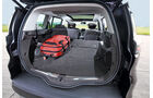 Renault Espace TCe 200, Kofferraum