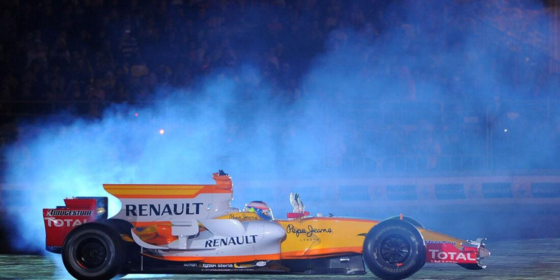 Renault F1 Roadshow