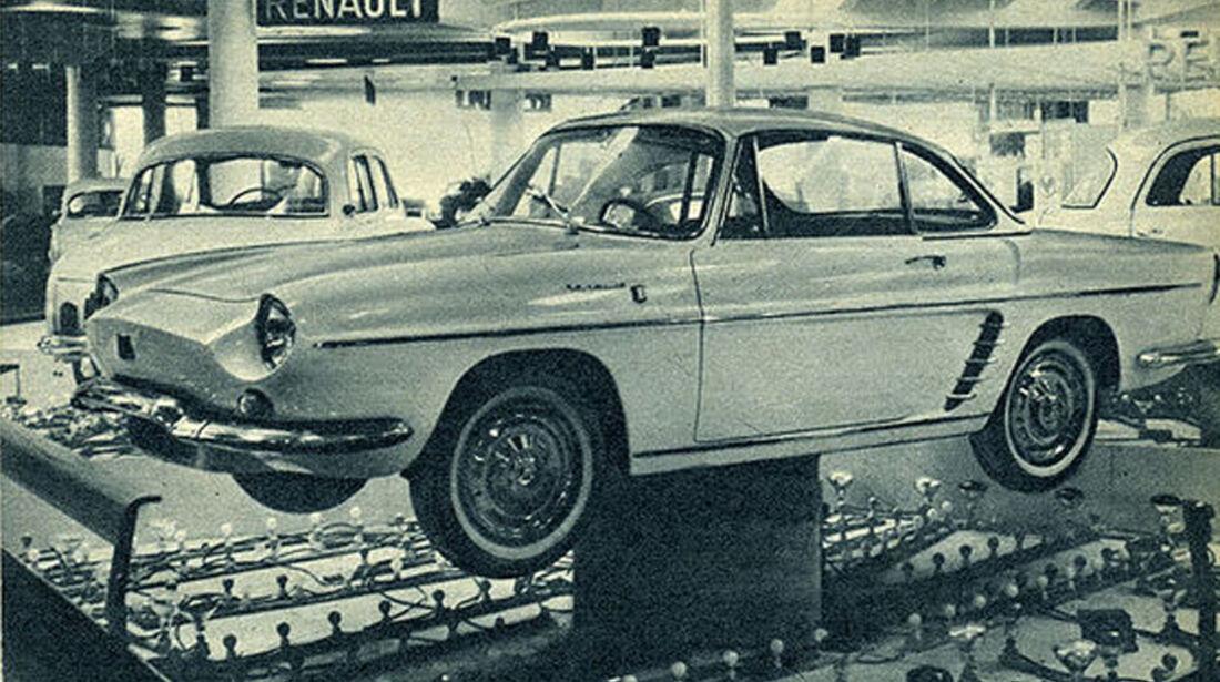 Renault, Floride, IAA 1959