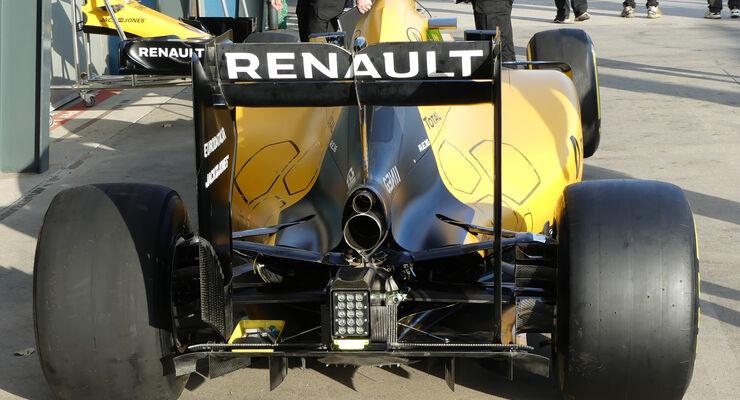 Renault - Formel 1 - 2016