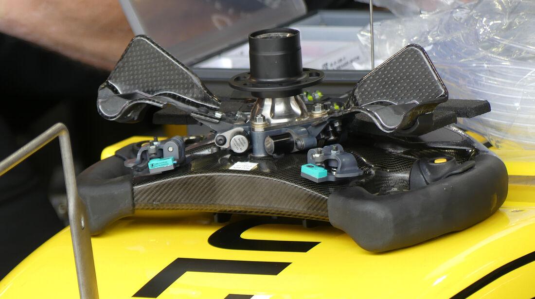 Renault - Formel 1 - GP Bahrain - Training - 6. April 2018