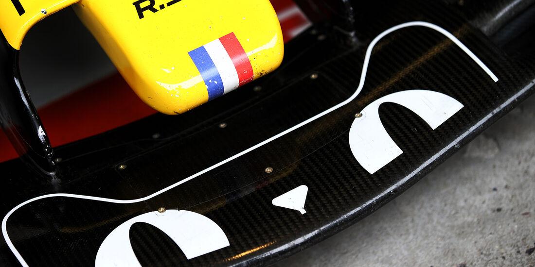 Renault - Formel 1 - GP China - Shanghai - 14. April 2018