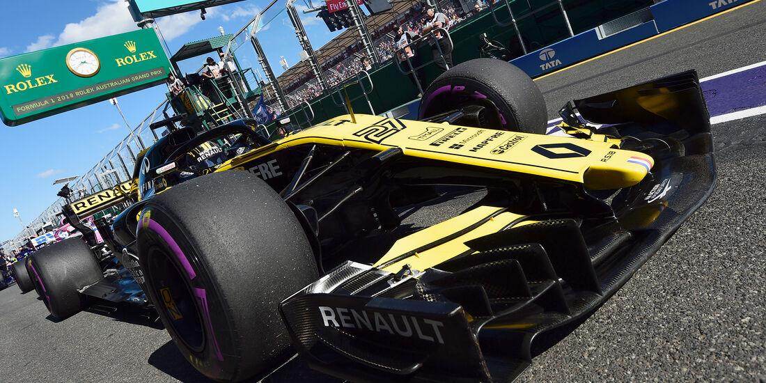 Renault - GP Australien 2018