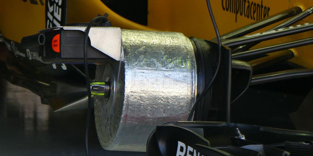 Renault - GP Brasilien - Interlagos - Freitag - 11.11.2016