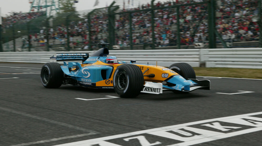 Renault - GP Japan - 2003 - F1