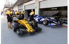 Renault - GP Österreich 2017 - Spielberg - Formel 1 - Donnerstag - 6.7.2017