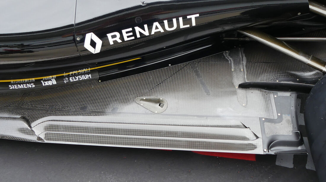 Renault - GP Russland - Sotschi - Formel 1 - Donnerstag - 27.9.2018
