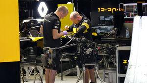 Renault - GP Russland - Sotschi - Formel 1 - Mittwoch - 26.09.2018